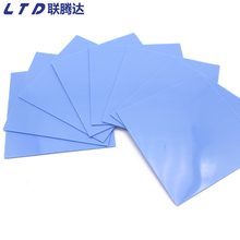 High Thermal Conductivity Pad for LED/Power Supply/Semiconductors/Automotive electronics/electrical vehicle/with Fiberglass