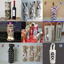 6 Bottle Wine Tote Bag Plastic Bubble Bags For Wine Bottles