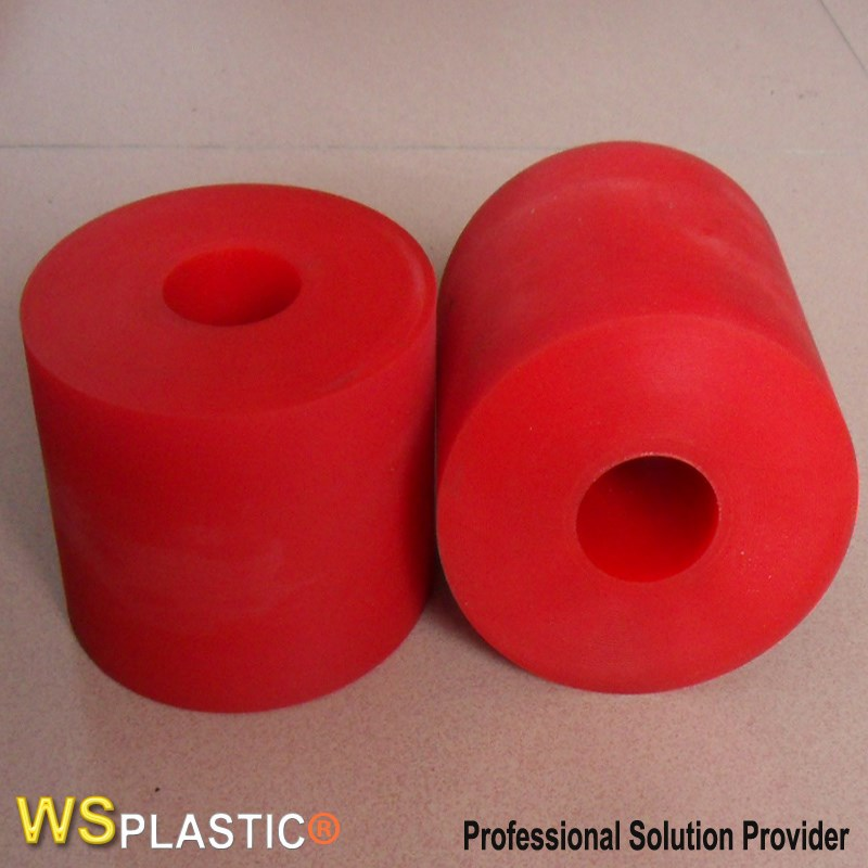 rubber bushing sleeve