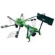 Hot sell CE approved pasture hay rake machine for agricultural