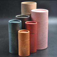 Free Sample Colorfully Kraft Cardboard Paper Mailing Tube for Sale From China