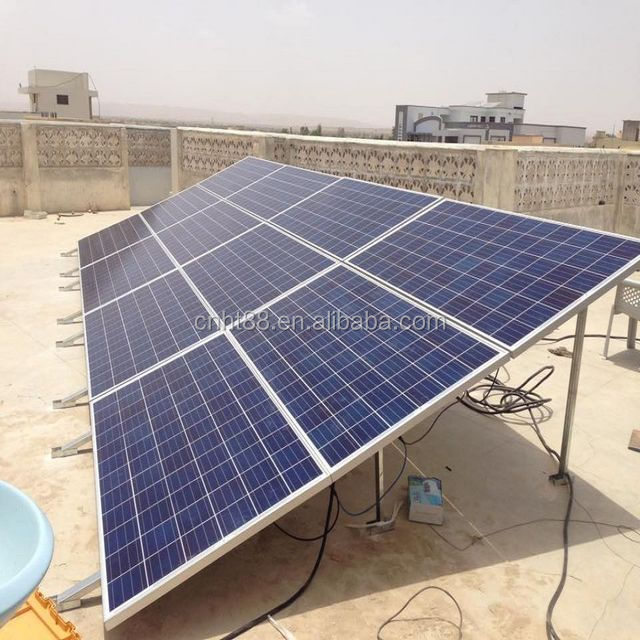 2017 hot sale cheapest 3kw solar power system for home