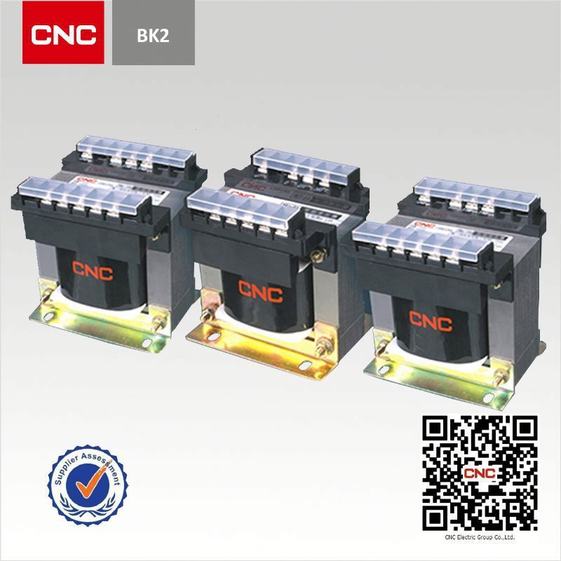China quality guarantee BK2 transformer 127v