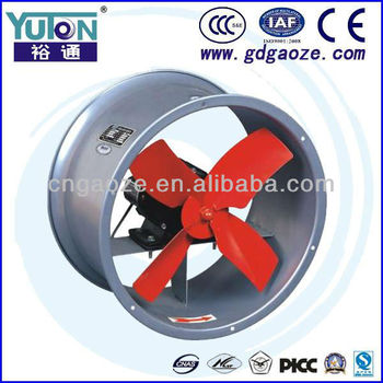 Low Noise Duct Axial Fan