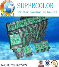 Supercolor 100% compatible chip decoder for HP Z6200 printer 91 ink cartridge chip decoder