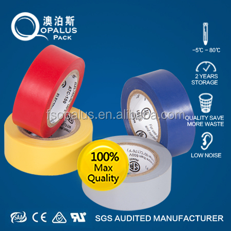 Shijiazhuang Liantu PVC electrical insulation tape with UL