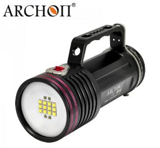 ARCHON most powerful 12000 lumen rocky super <strong>led</strong> rechargeable flashlight