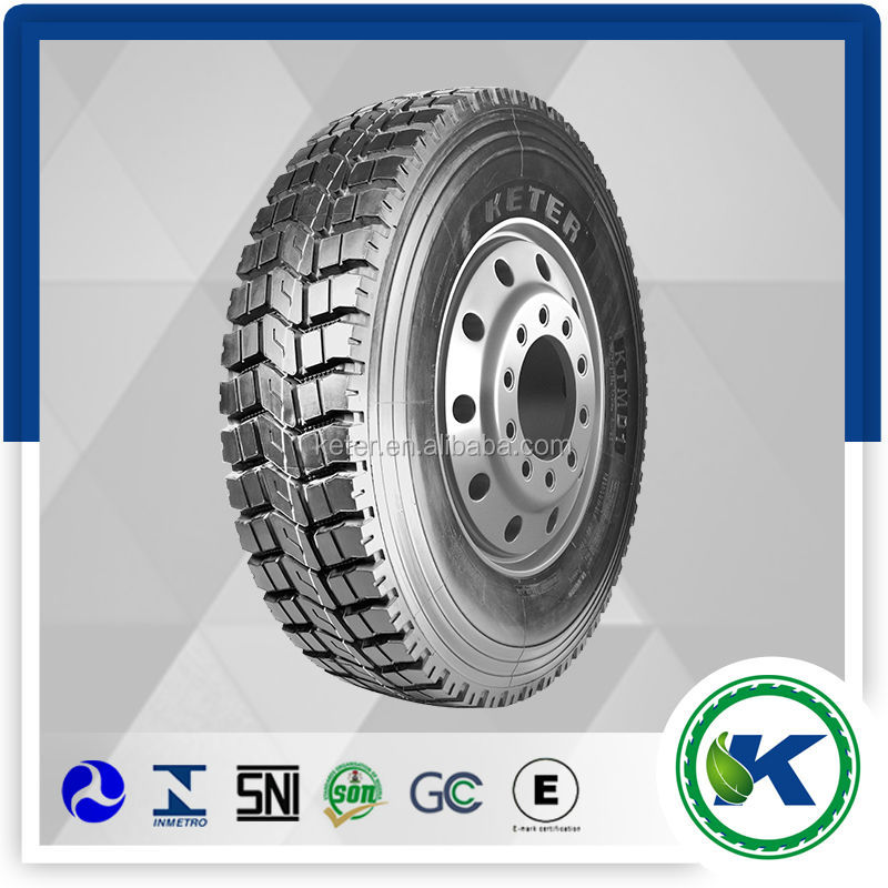 2016 KETER truck tyres 1000 20 prices