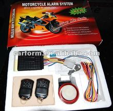 Metal remote Motorcycle alarm system, alarm motorcycle