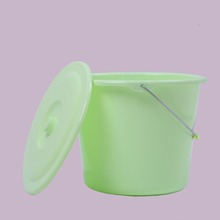 Top sale large clear cheap style plastic bucket