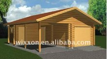 Functional wooden garage/Carport