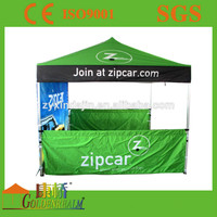outdoor trade show advertise canopy tent Waterproof canopies tent/ canvas event tent made in china