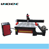 High technology advertising cnc router machine for metal engraving auto tool changer unichcnc