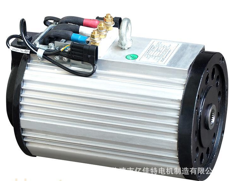 Brushless dc motor 24v/36v/48v/60v /72v electric motor 800w-10kw