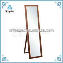 Bedroom furniture wooden mirror stand from China