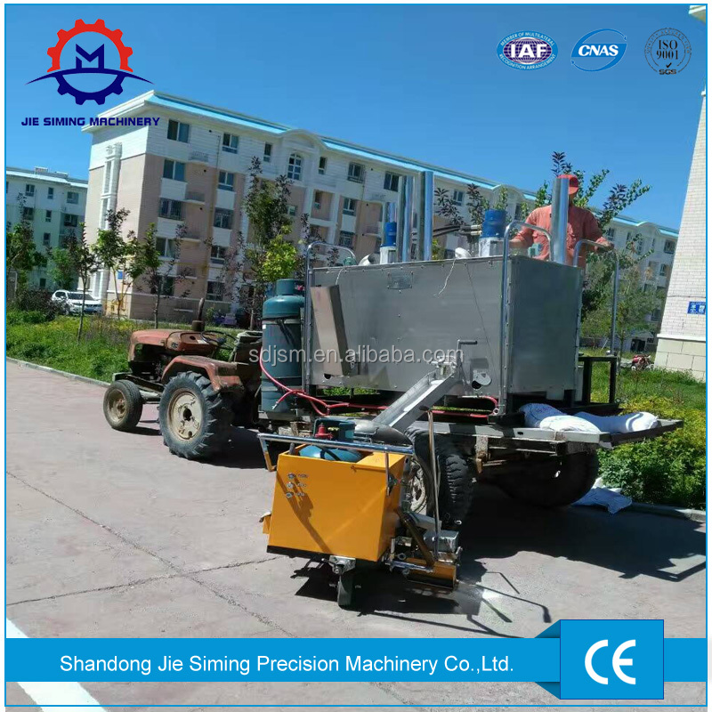 Two-component engine structural thermoplastic paint preheater 1200