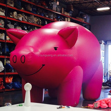 2017 Hot sale inflatable pig balloon
