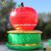 wholesale decoration inflatable apple replica