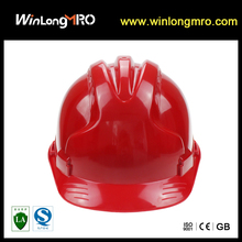 FX-09 EN397 proved construction ABS ventilate safety helmet with chin strap