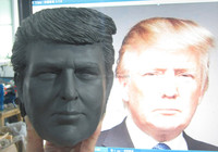 customized made Trump bobble head