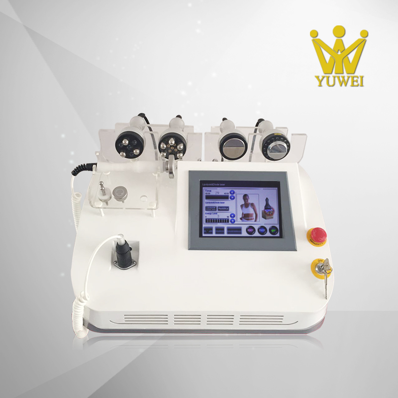 Cavitation rf portable slimming ultrasound machine