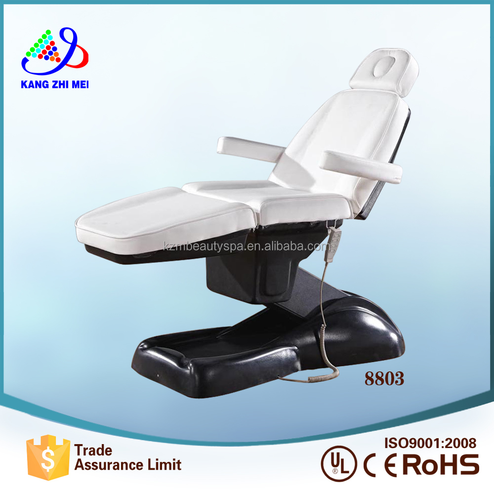 beauty salon facial bed electrical beauty massage table for sale KM-8803