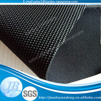 Neoprene Textured Rubber Sheet For Coat