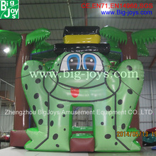 Special kid's favorite inflatable bouncer cartoon