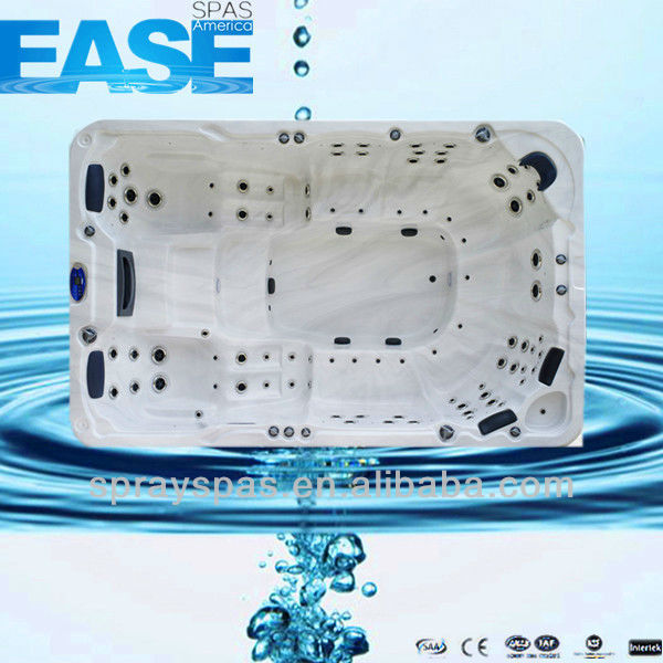 Acrylic outdoor spa SW-35A European style sex massage hot tub