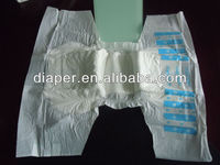 Disposable Adult Diaper with Baby Printing
