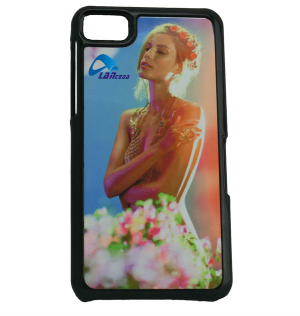2013 New Sublimation Case For Blackberry Z10
