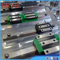 circular linear motion guide On-time delivery 12mm linear guide rail 3d printer hiwin linear guide HGH 55HA