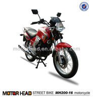 street legal bikes MH200-16 street motorcycles