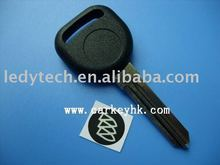 Good quality Buick transponder key with 46 locked chip