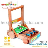 """Benho"" KATA Trolley(wooden toys,educational toys,wooden gifts)"