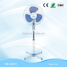 air cooling electric stand fan,cheap standing fan latest