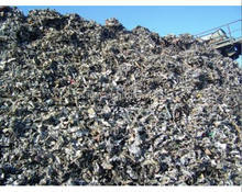 Stock of Shredded Steel Scraps with factory price