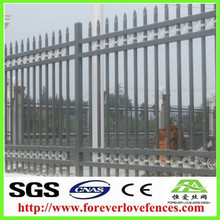 pvc coated outdoor security fence fence panels