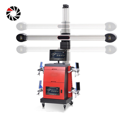 Canton Fair High-definition 3d wheel alignment machine price/wheel balancer/tire changer