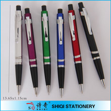 high end ink pens fancy writing plastic ball pen