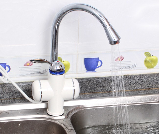 Best quality high efficiency instant hot water tap electric water heater faucet