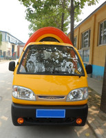 Mobile kitchen electric car with high quality
