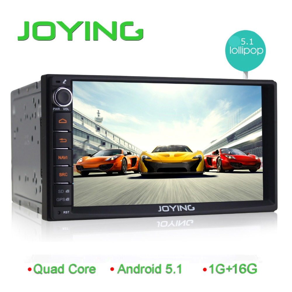 7inch Android 5.1 touch screen head Unit 2 Din Universal Car audio System with dvd, car gps multimedia dvd cd mp3 player