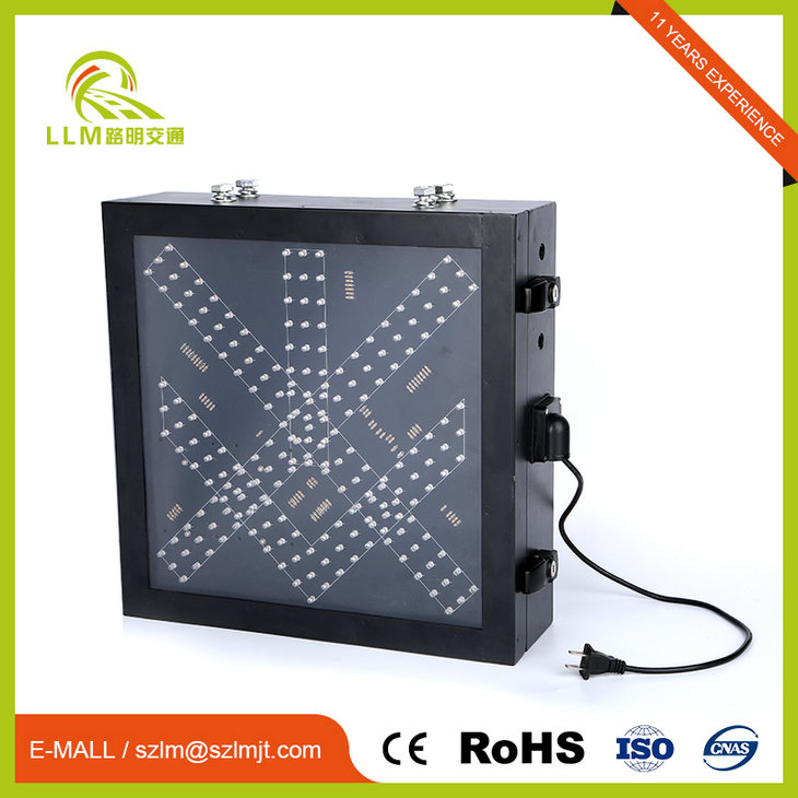 factory hot sales IP 65 Waterproof solar traffic warning construction light