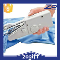 ZOGIFT Hand travel sewing machine ZDML-2 with chain stitch, perfect for on-the-spot repairs