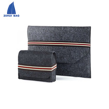 Lightweight 11.6 inch Laptop Netbook Sleeve with Mouse Accessories Seminar Bag Pouch