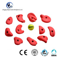 Wholesale Olympic Game Used Plastic Rock Climbing Holds Speed Holding Pills