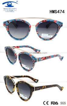 high quality new arrival fashion acetate sunglasses