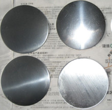201 BAOSTEEL Cold Rolled Stainless Steel Round Circle