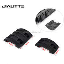 Jialitte J229 Gun Accessories Rubber Snap On Rail Protect Cover Rail Rifle Paintball Airsoft Rail Covers
